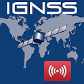 iGNSS Field Day app logo