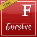 ★ Cursive Font - Rooted ★ icon