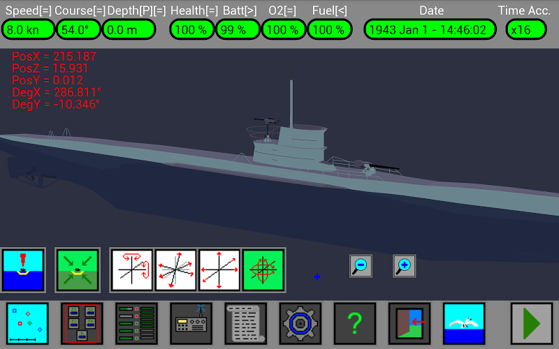 U-Boat Simulator Screenshot 5