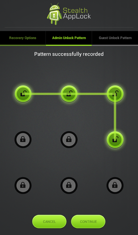 Stealth App Locker - screenshot