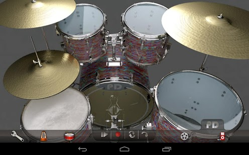 Pocket Drums - screenshot thumbnail