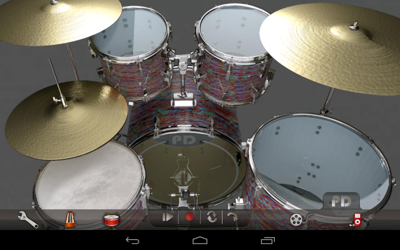 Pocket Drums- screenshot