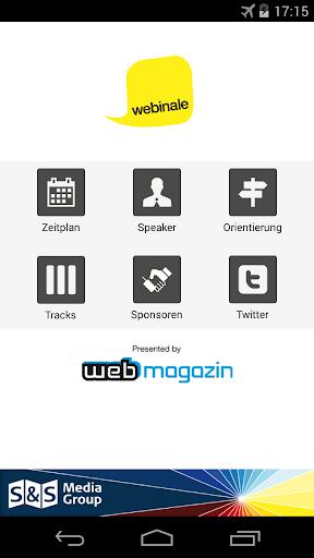Webinale Konferenz