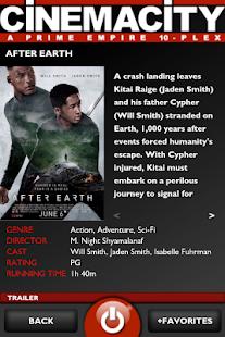 Cinemacity- screenshot thumbnail