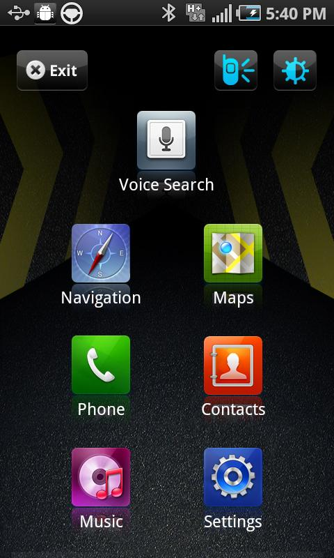 Samsung Car Home- screenshot