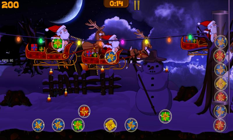 Playito4Kids: Santa Boxes HD - screenshot
