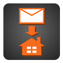 Kaeru Mail logo