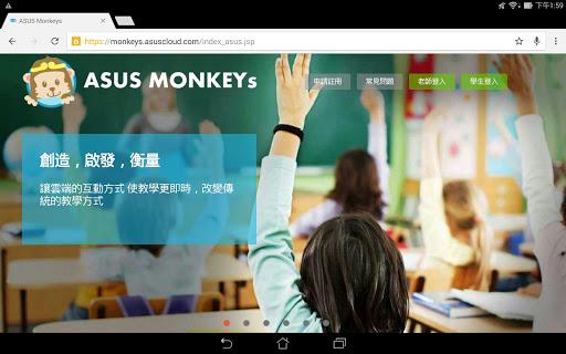 ASUS Monkeys