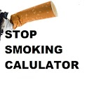 Stop Smoking Calculator logo