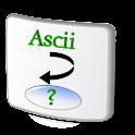 Ascii Reference Chart logo