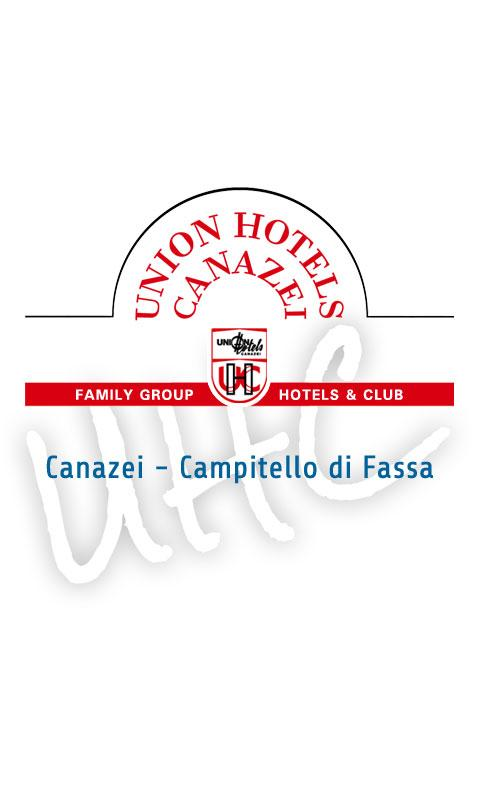 Union Hotels Canazei- screenshot