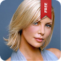 Charlize Theron Live Wallpaper logo