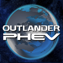Outlander PHEV remote control icon