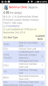 KMES-Kolkata Medical Emergency screenshot 3