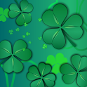 Lucky Shamrocks LWP (Free) icon