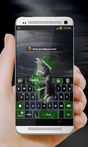 童話之夜 GO Keyboard