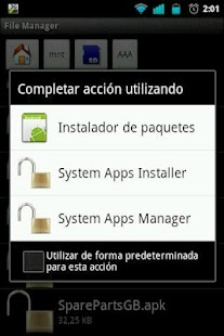System Apps Installer [ROOT]- screenshot thumbnail