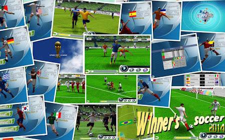 Winner Soccer Evolution Elite 1.5.4 screenshot 147132
