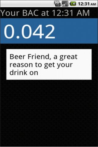 Beer Friend- screenshot