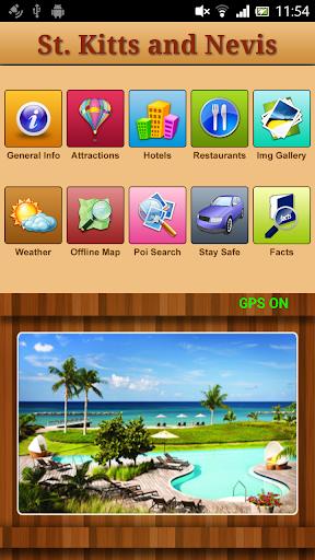 St Kitts Nevis Offline Guide