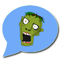 Zombie Bot Chat with a Zombie icon