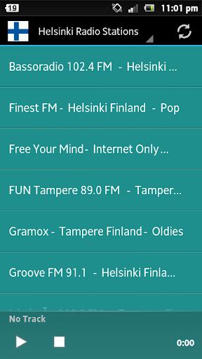 Helsinki Radio Stations