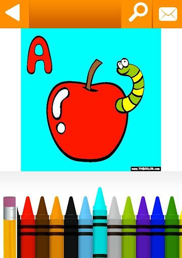 School Coloring Book Free