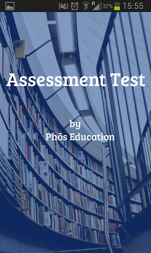 English Assessment Test