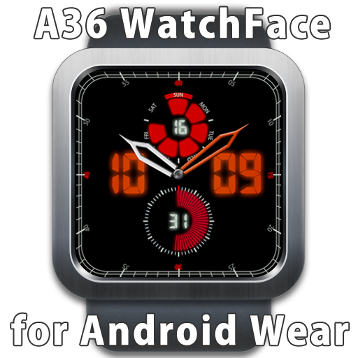 A36 WatchFace for Android Wear