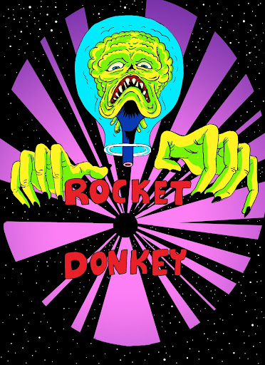 Indie Game Rocket Donkey