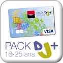 PackDJ+ 18-25 ans icon