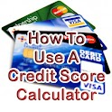 How To Credit Score Calculator logo