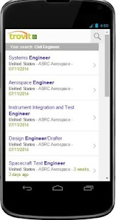 Civil Engineer Jobs - screenshot thumbnail