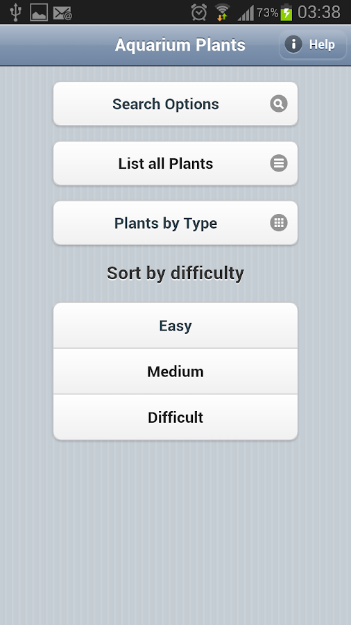 Aquarium Plants Pro - screenshot
