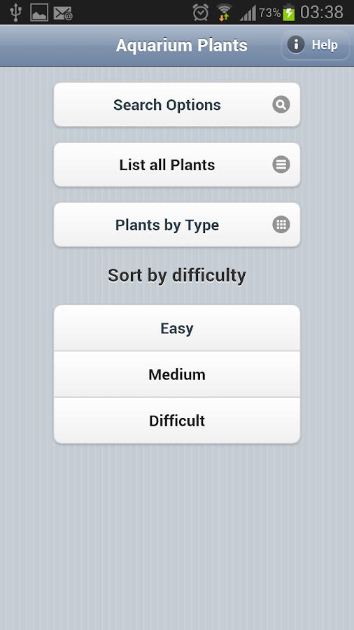Aquarium Plants Pro- screenshot