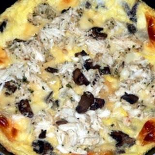 Omelet Met Krab