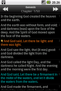Holy Bible (KJV)- screenshot thumbnail