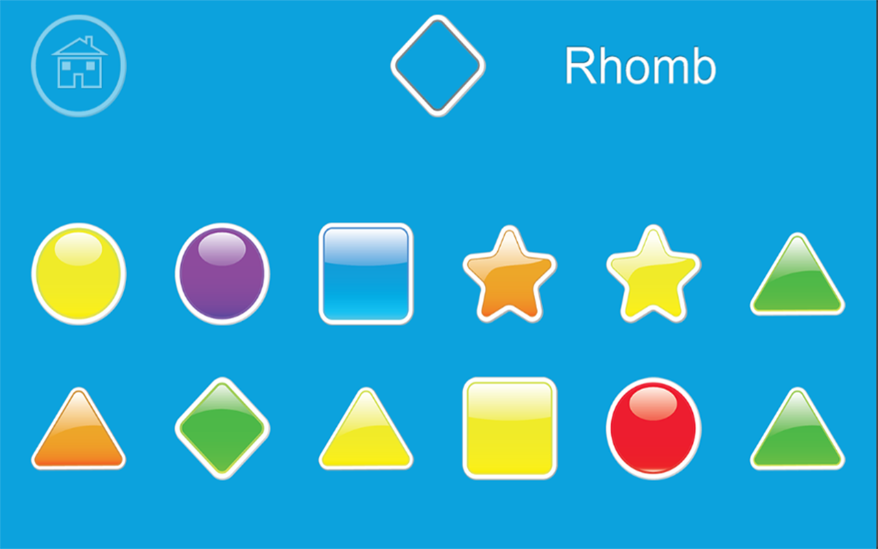 Worksheet Shapes And Colors For Kids kids shapes colors android apps on google play screenshot