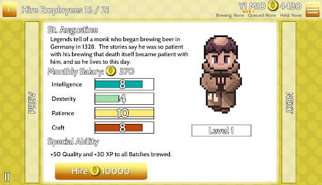Fiz : Brewery Management Game Screenshot 19