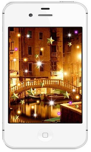 Venice Roses live wallpaper