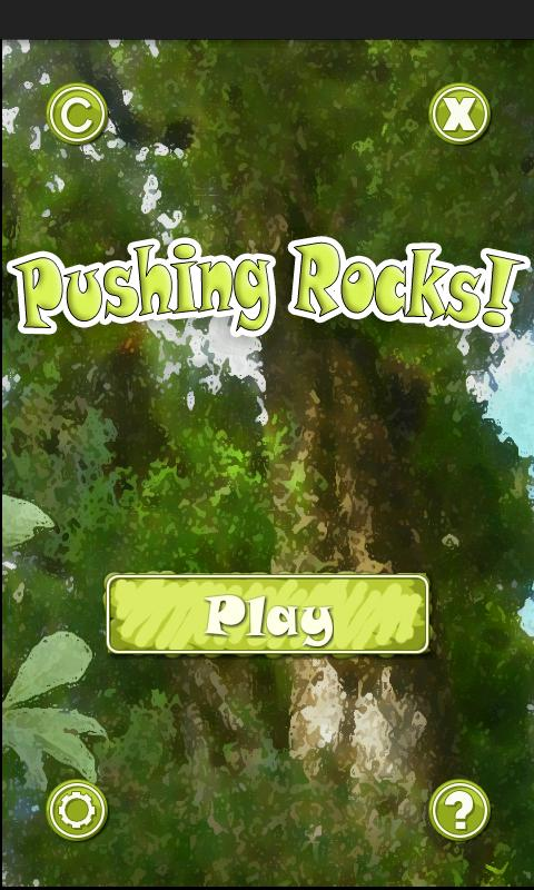 Pushing Rocks!! FULL FREE!!- screenshot