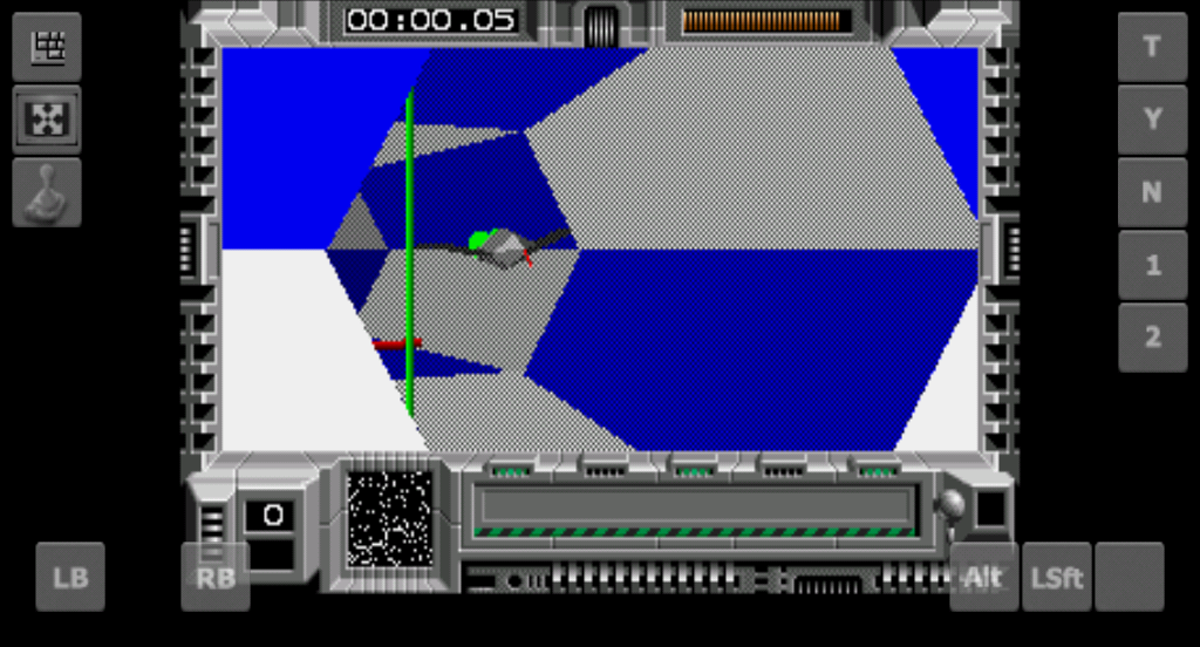 Hataroid (Atari ST Emulator)- screenshot