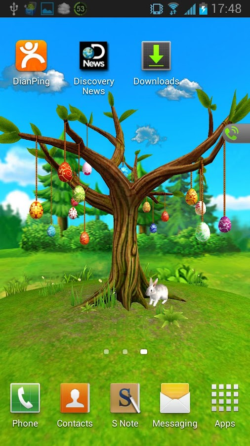 Easter Day : Magic Eggs & Tree- screenshot