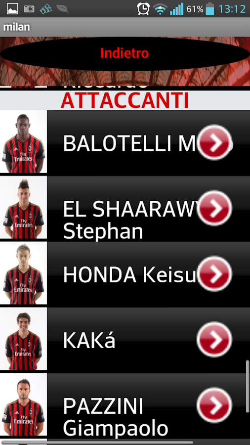 RossoNero(News) - screenshot