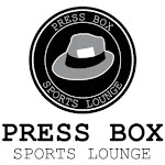 Logo for Press Box Sports Lounge