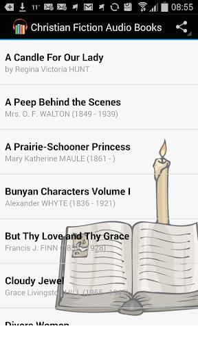 Christian Fiction Audio Books