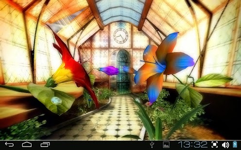 Magic Greenhouse 3D Pro lwp