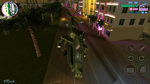 Grand Theft Auto: Vice City game for Android screenshot