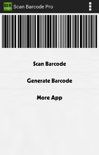 Scan Barcode Pro