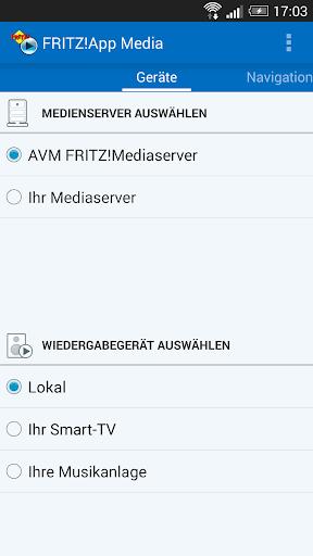 FRITZ App Media